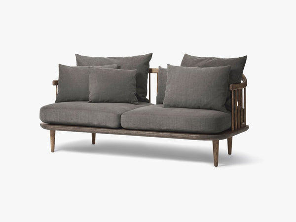 Fly Sofa - SC2 - Smoked/Hot Madison 093 fra &tradition