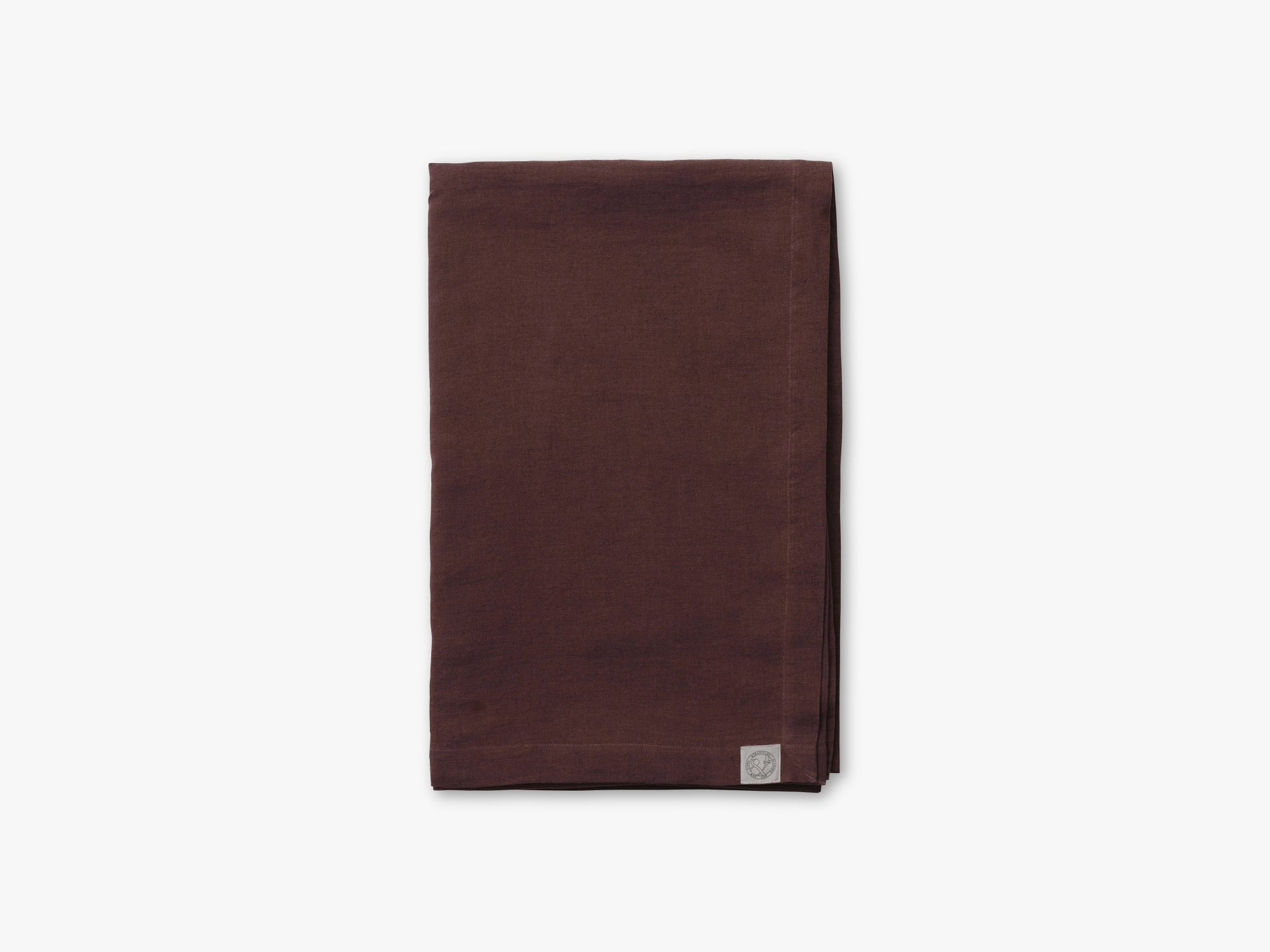 Collect Bedspread SC31, Burgundy/Linen fra &tradition