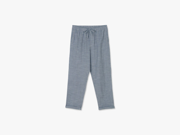 Pant Striped, Indigo fra Aiayu