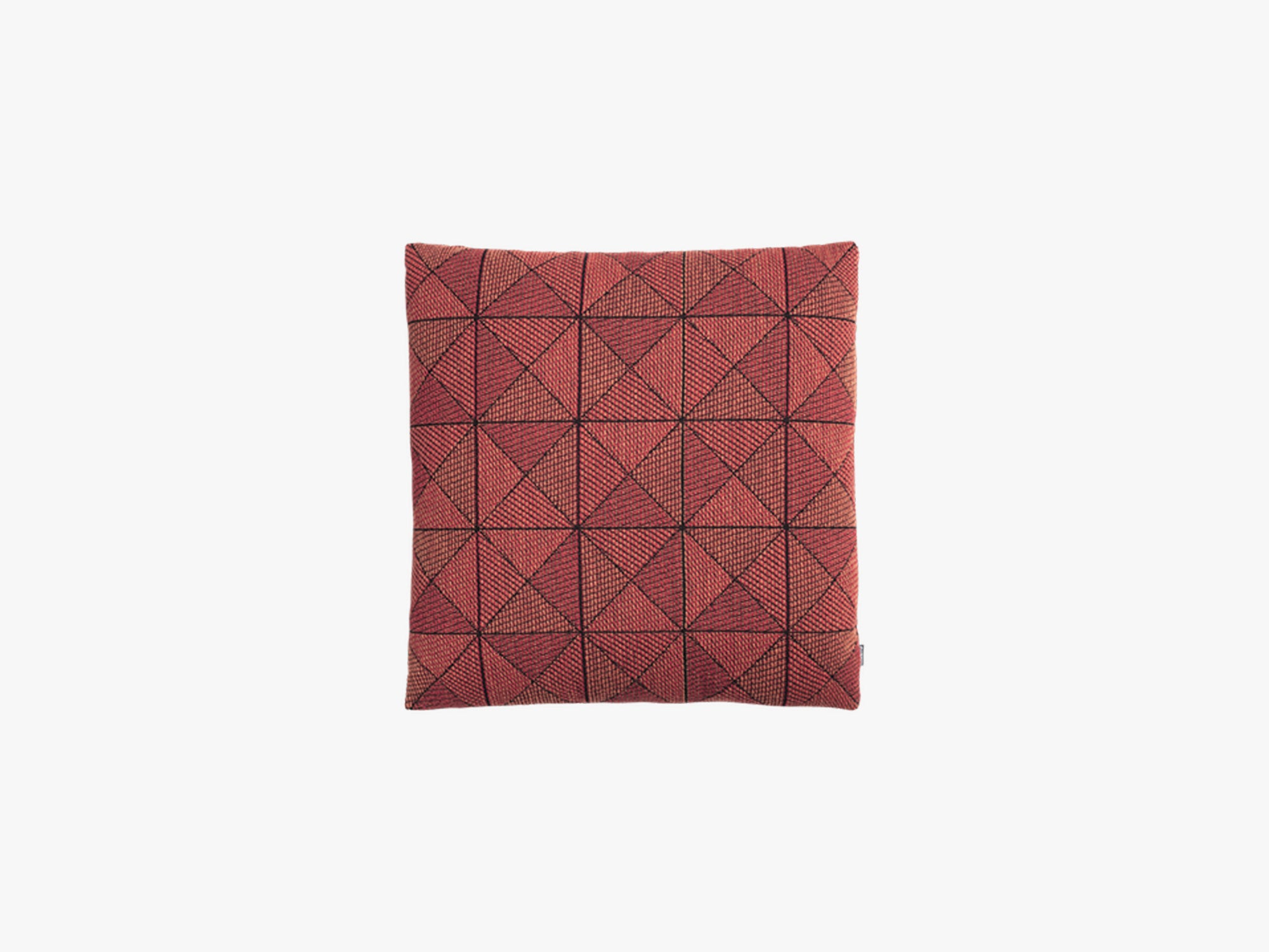 Tile Cushion, Tangerine fra Muuto