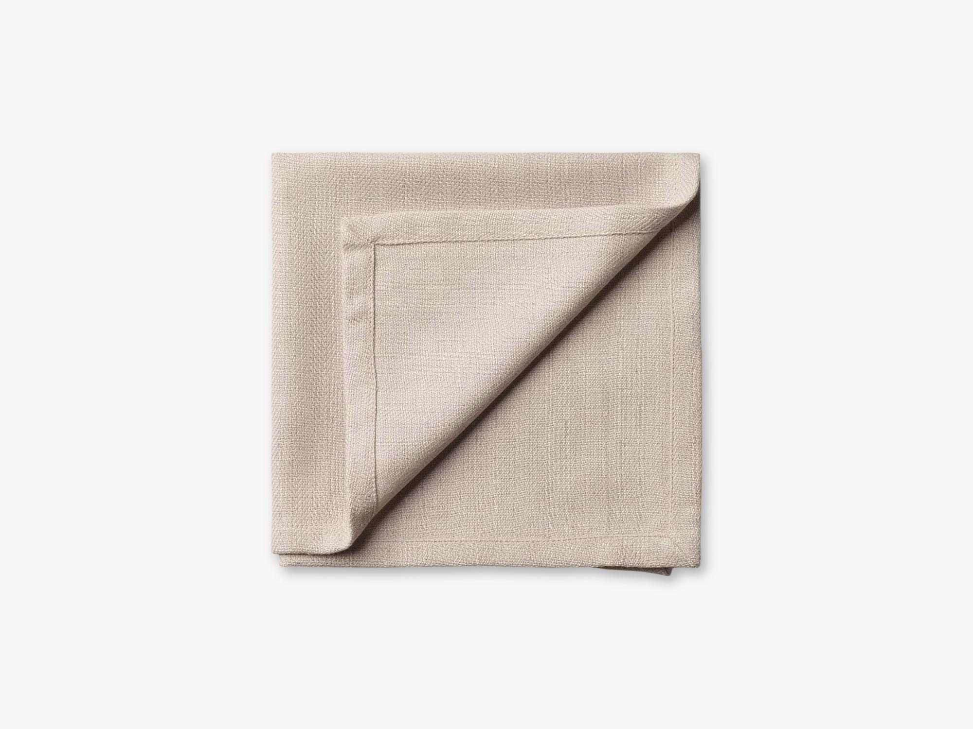 Napkin, 2 Pack, Light Stone fra Humdakin