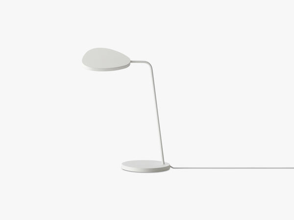 Leaf Table Lamp, White fra Muuto