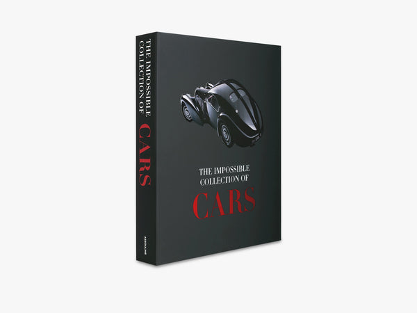 The Impossible Collection of Cars fra Assouline
