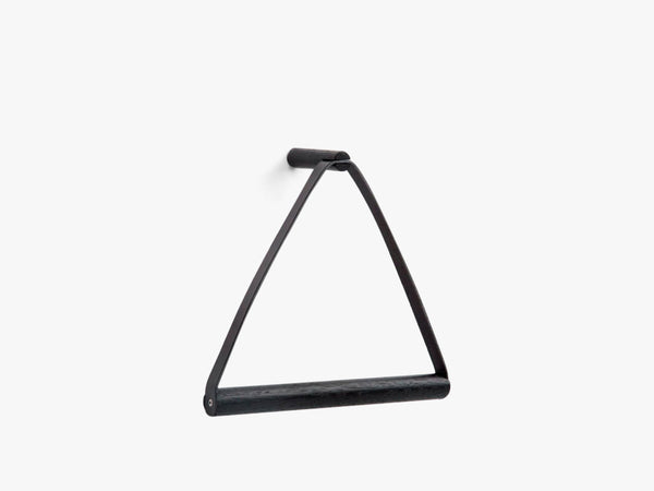 Towel Hanger, Sort EG fra By Wirth