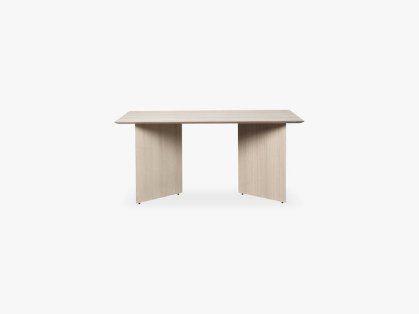 Mingle Table Top 160 cm, Natural Oak Veneer fra Ferm Living