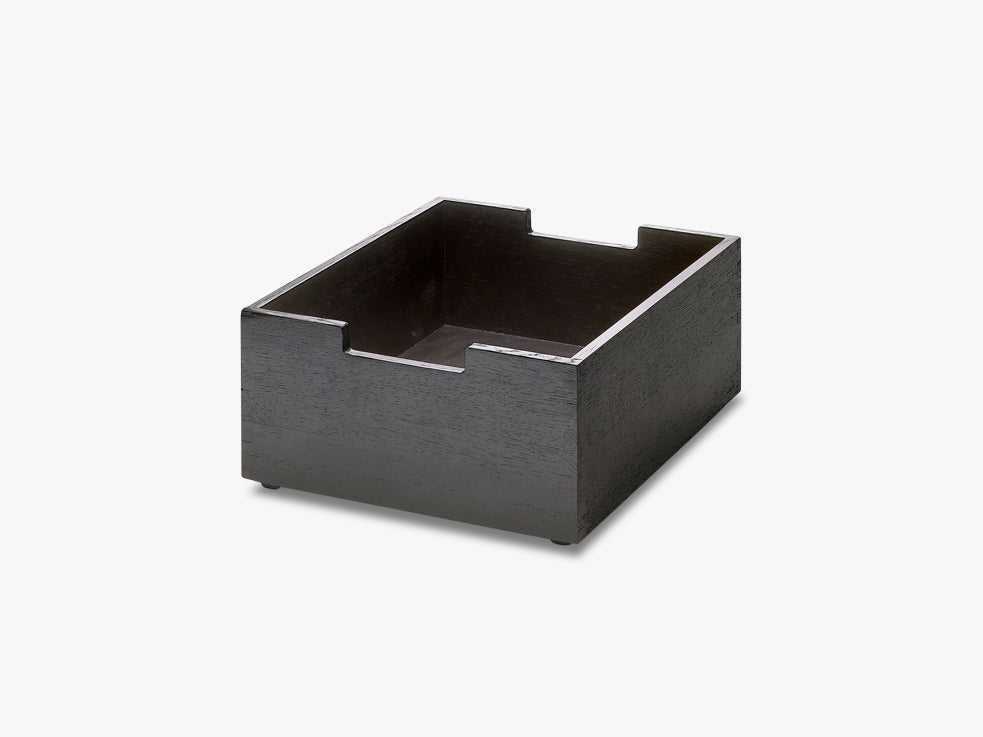 Cutter Box Small, Black Oak fra SKAGERAK