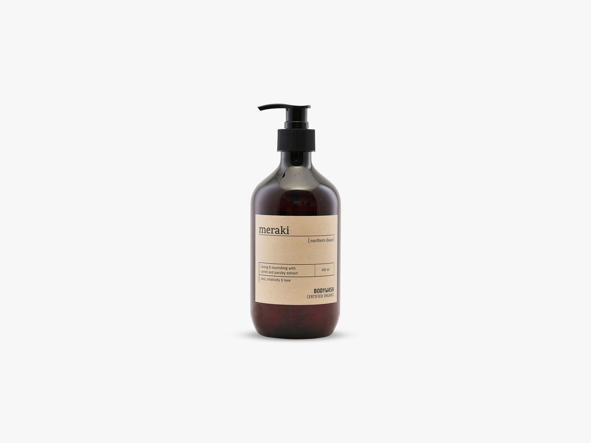 Body wash, Northern dawn fra Meraki
