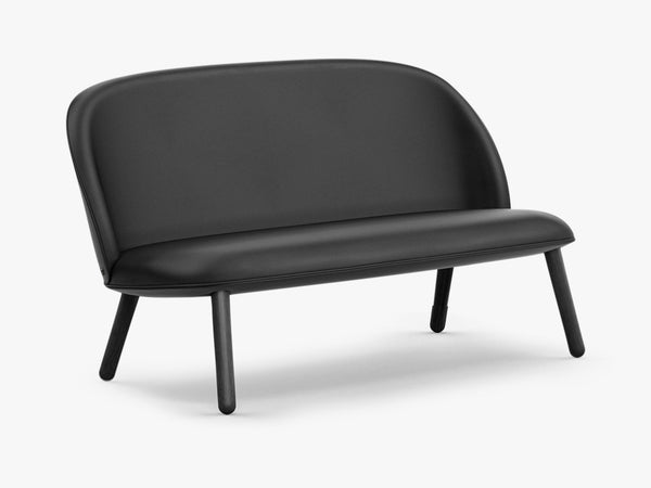 Ace Sofa Tango Leather - Black fra Normann Copenhagen