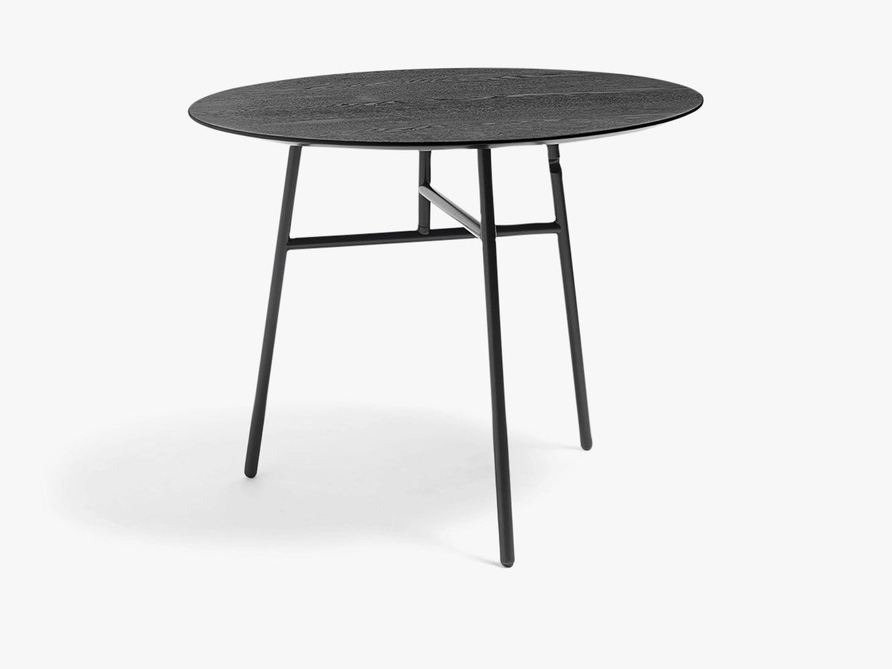 Tilt Top Table - Sort fra HAY