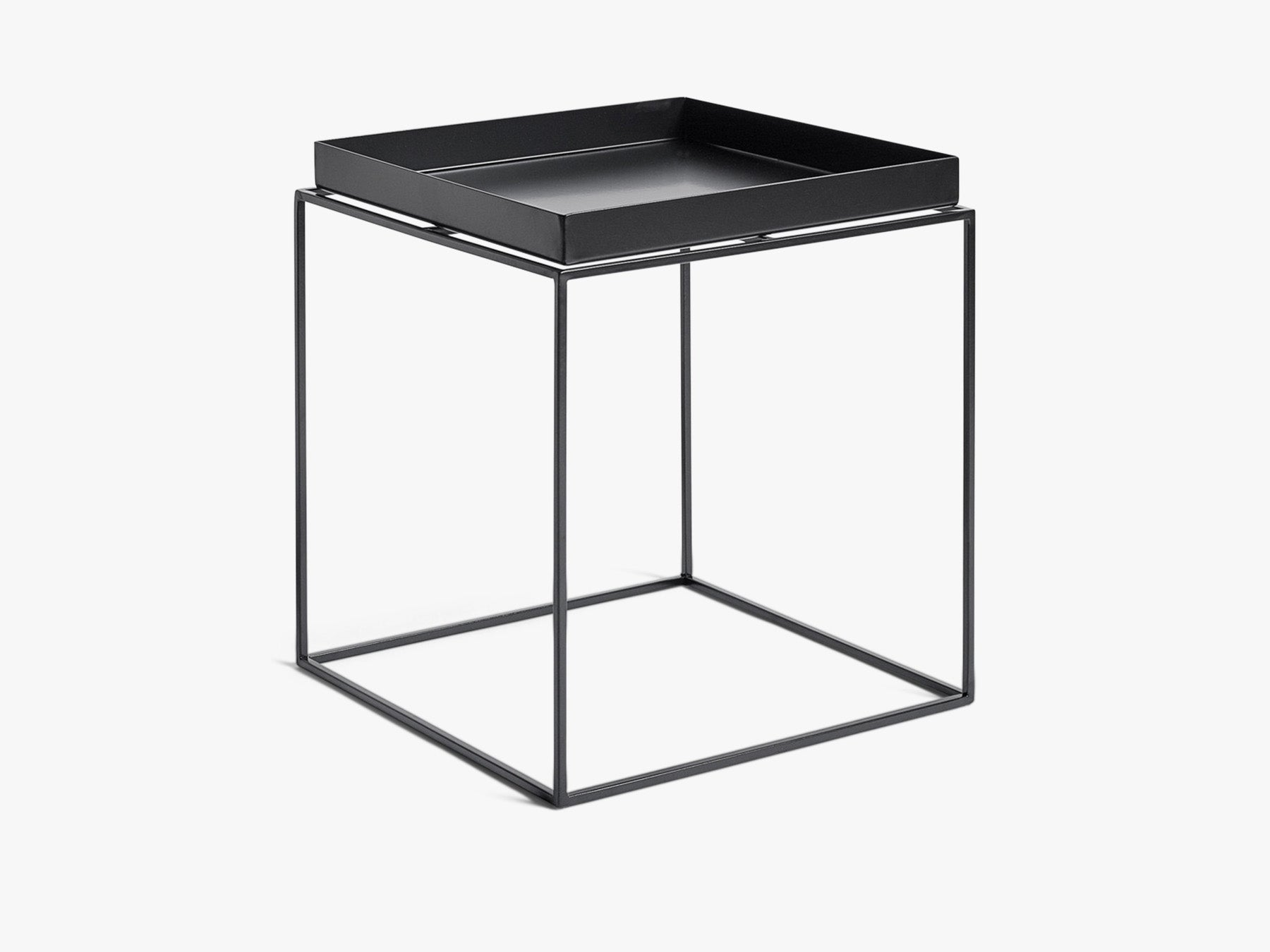 Tray Table - Medium, Sort fra HAY