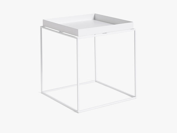 Tray Table - Medium, Hvid fra HAY