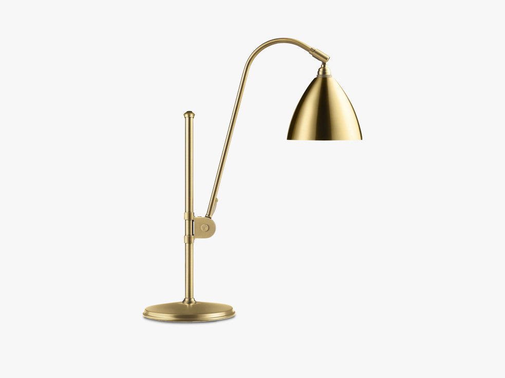 Bestlite BL1 Table Lamp - Ø16 - Brass Base, Brass fra GUBI
