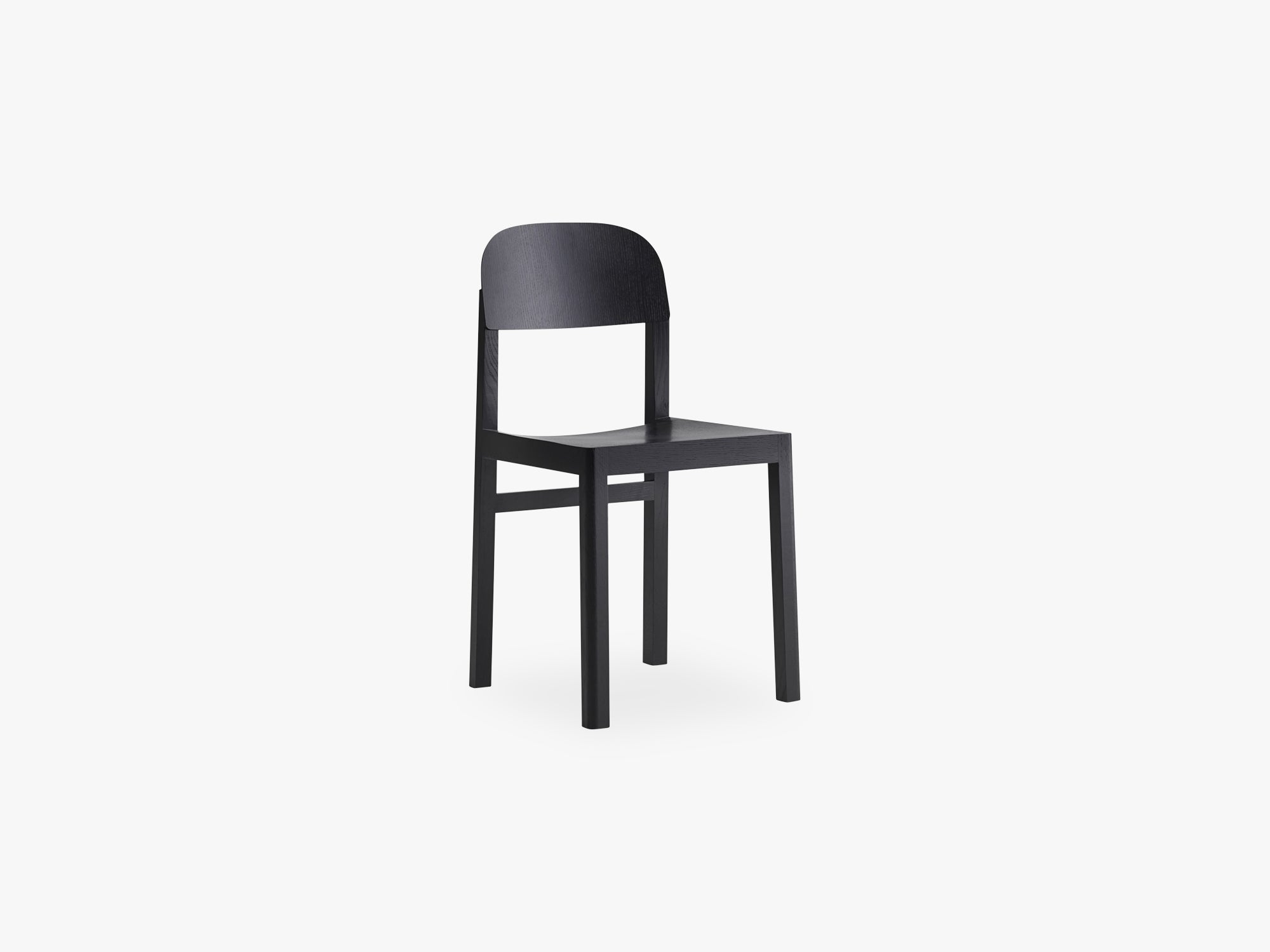 Workshop Chair, Black fra Muuto