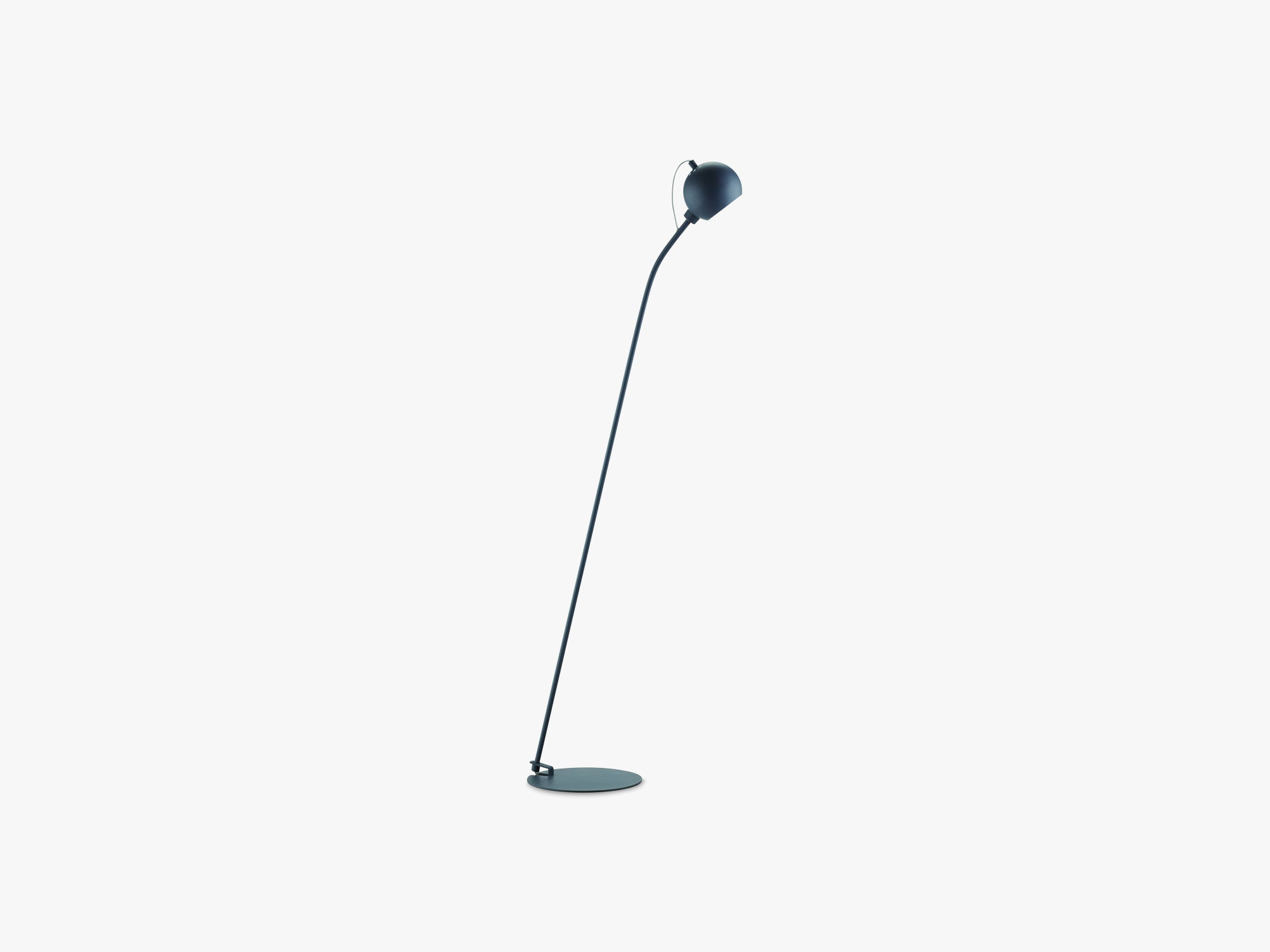 Ball Floor Lamp - Matt, Grey fra Frandsen