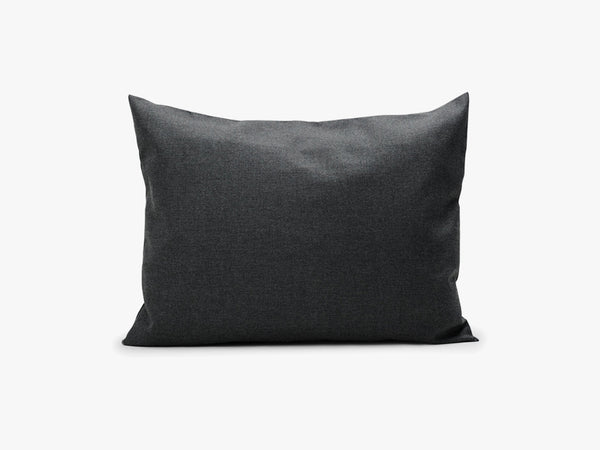 Barriere Pillow 60x50, Charcoal fra SKAGERAK