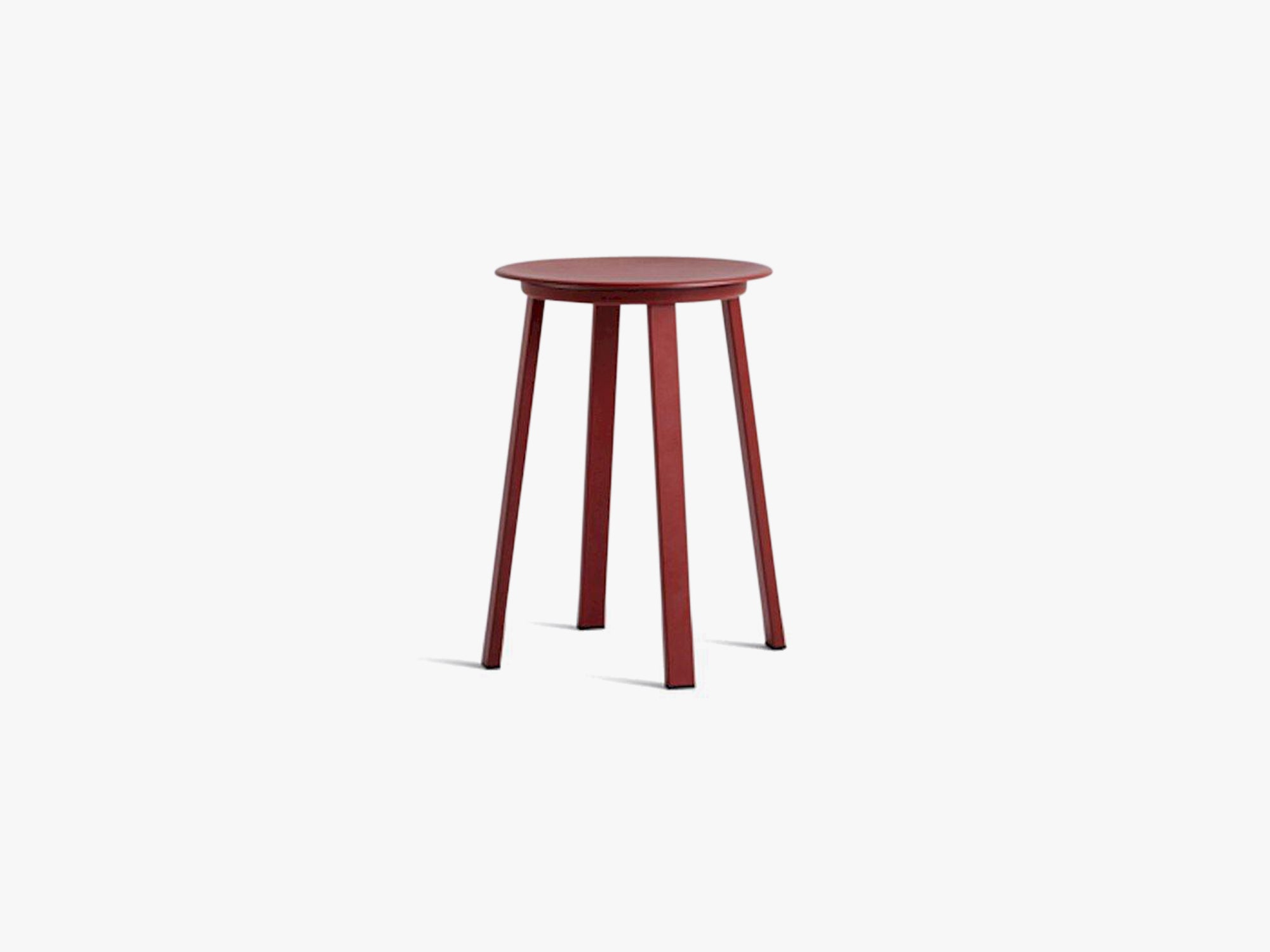 Revolver Stool, Red fra HAY