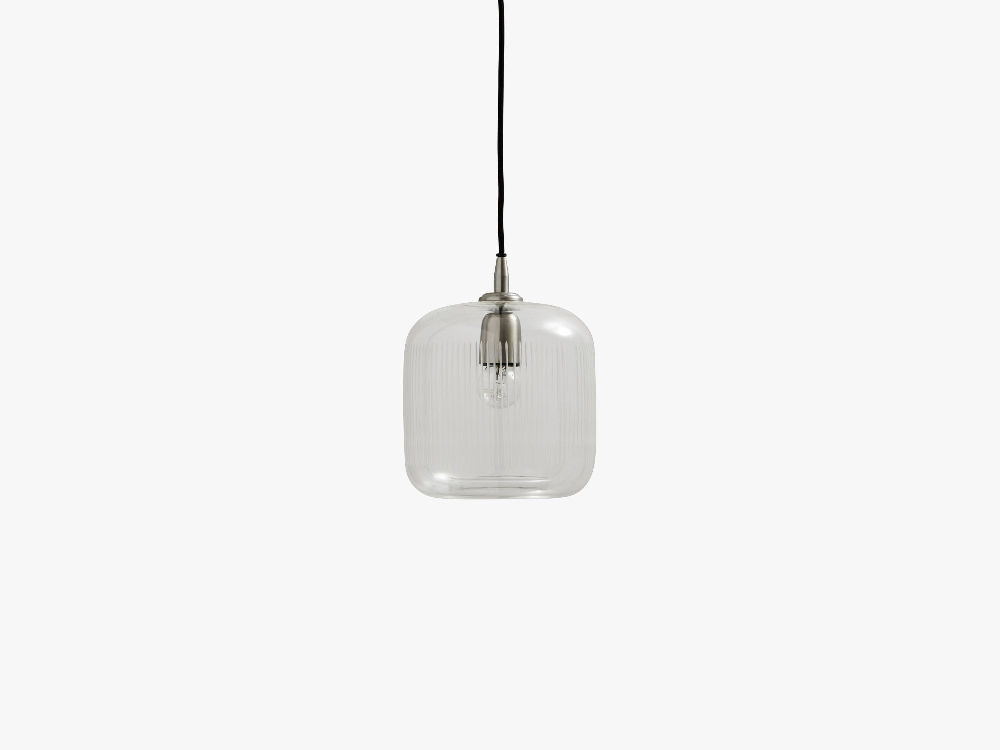 Bright clear hanging lamp fra Nordal