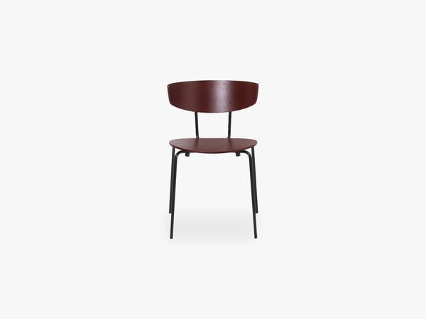Herman Chair, Red Brown fra Ferm Living