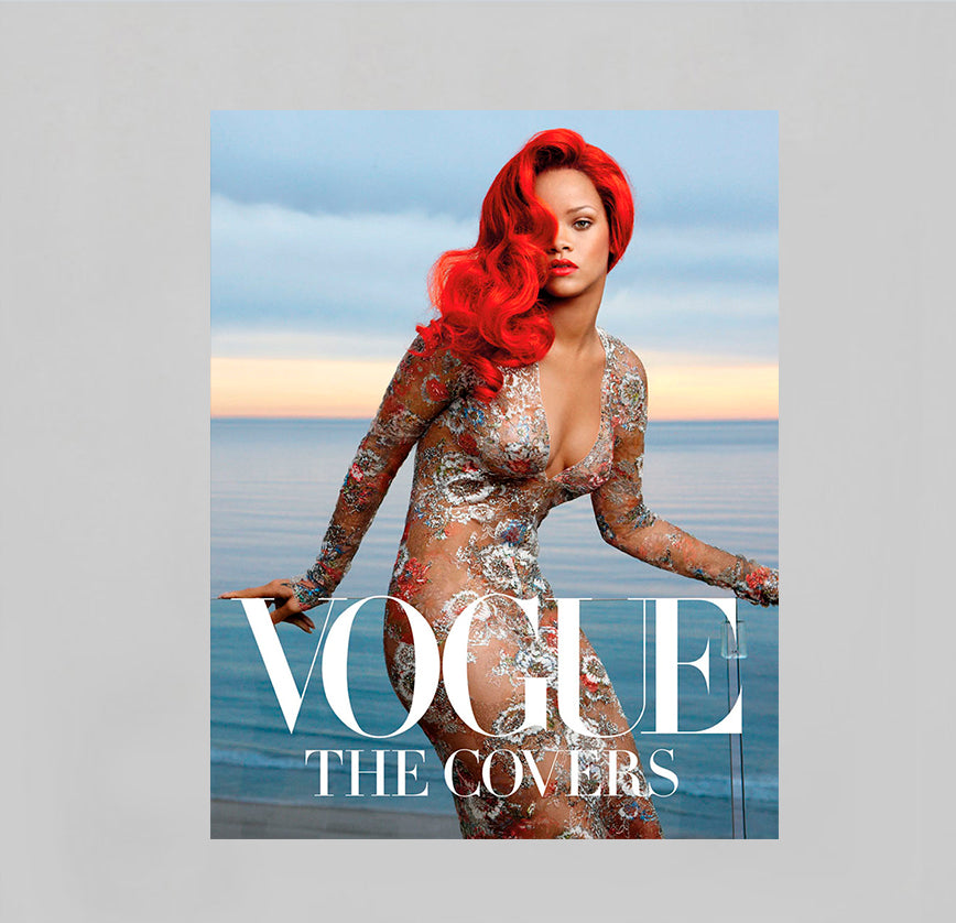 VOGUE, The Covers fra New Mags