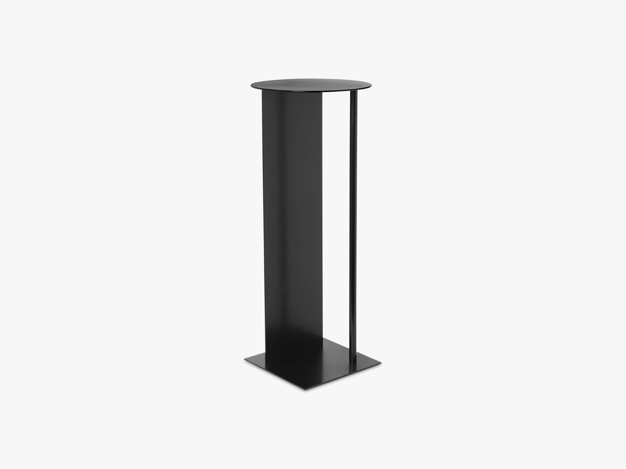 Place Pedestal, Black fra Ferm Living
