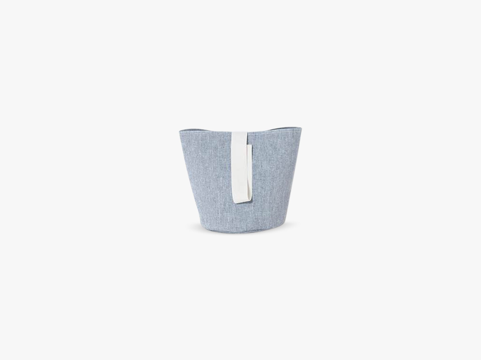 Chambray Basket Blue, Small fra Ferm Living
