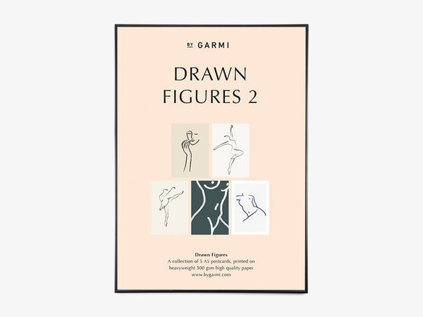 By Garmi - Drawn Figures 2 fra By Garmi