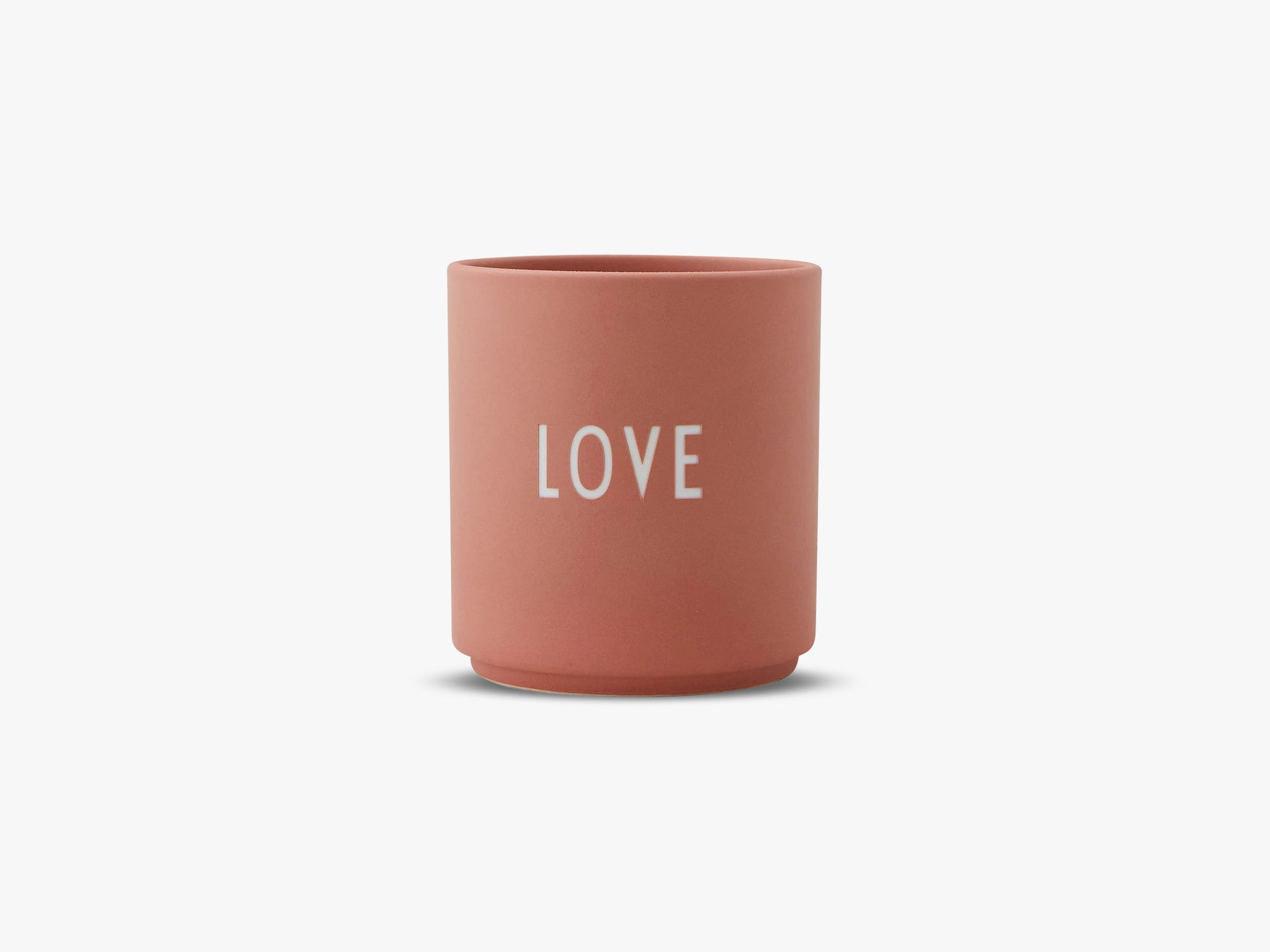 Favourite cups, Love fra Design Letters