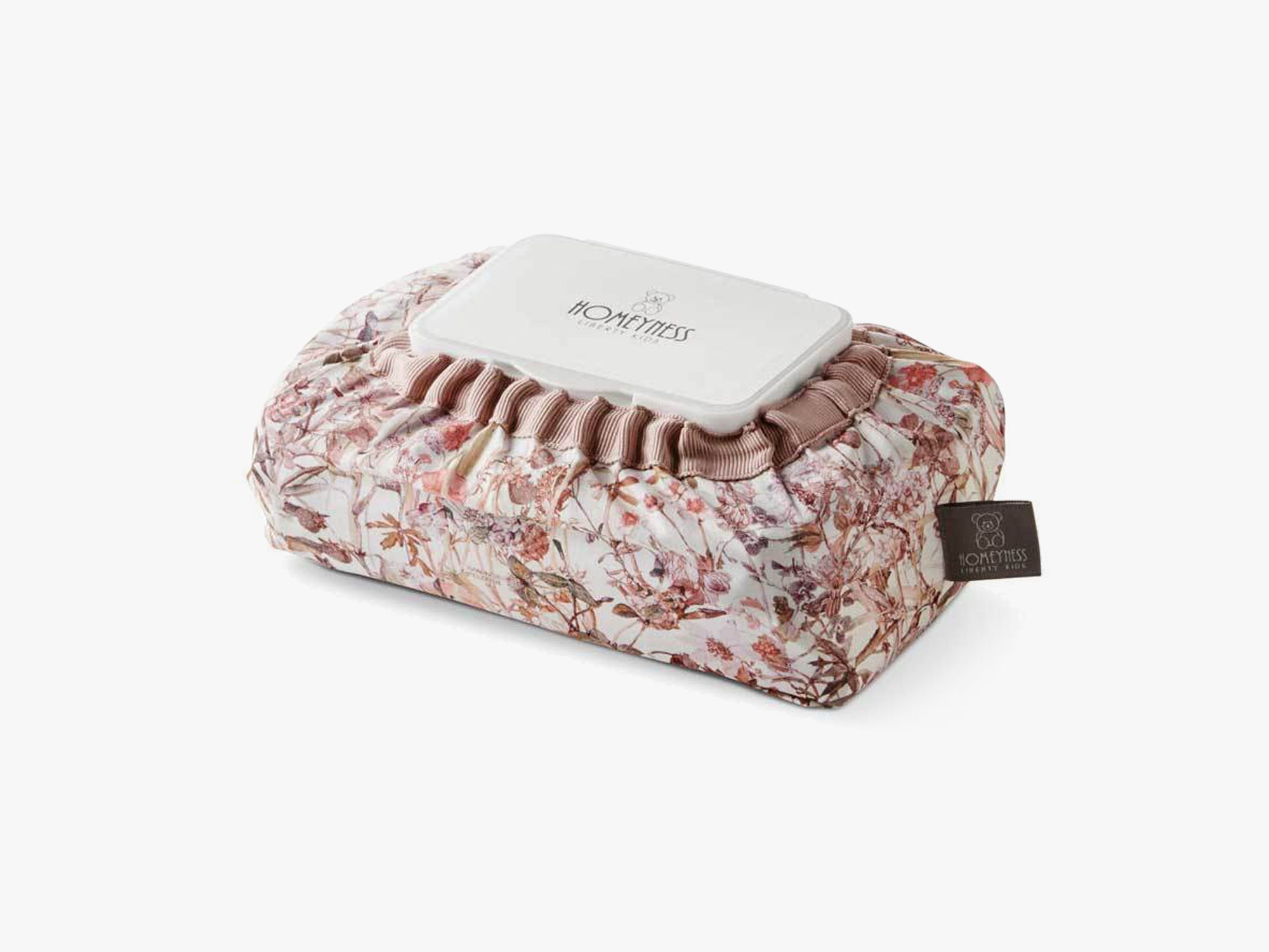 Baby Wipes Cover, Wildflowers fra Homeyness