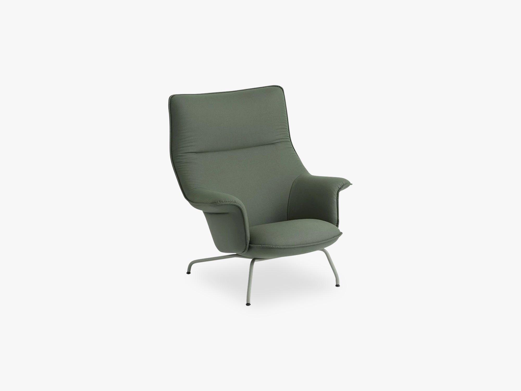 Doze Lounge Chair, Forest Nap 952 fra Muuto