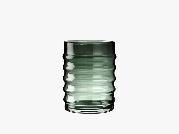 Wilma Vase, Green fra Louise Roe