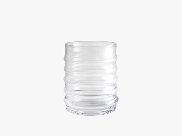Wilma Vase, Clear fra Louise Roe