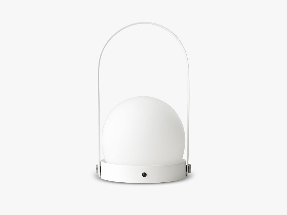 Carrie LED Lamp, White fra Menu