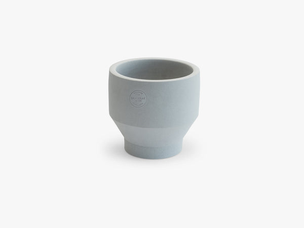 Edge Pot Ø15x15, Light Grey (Indoor) fra SKAGERAK