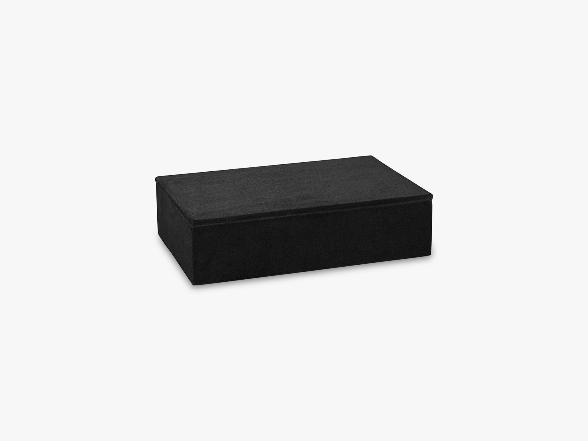 Soft Small Box, Black fra NTER