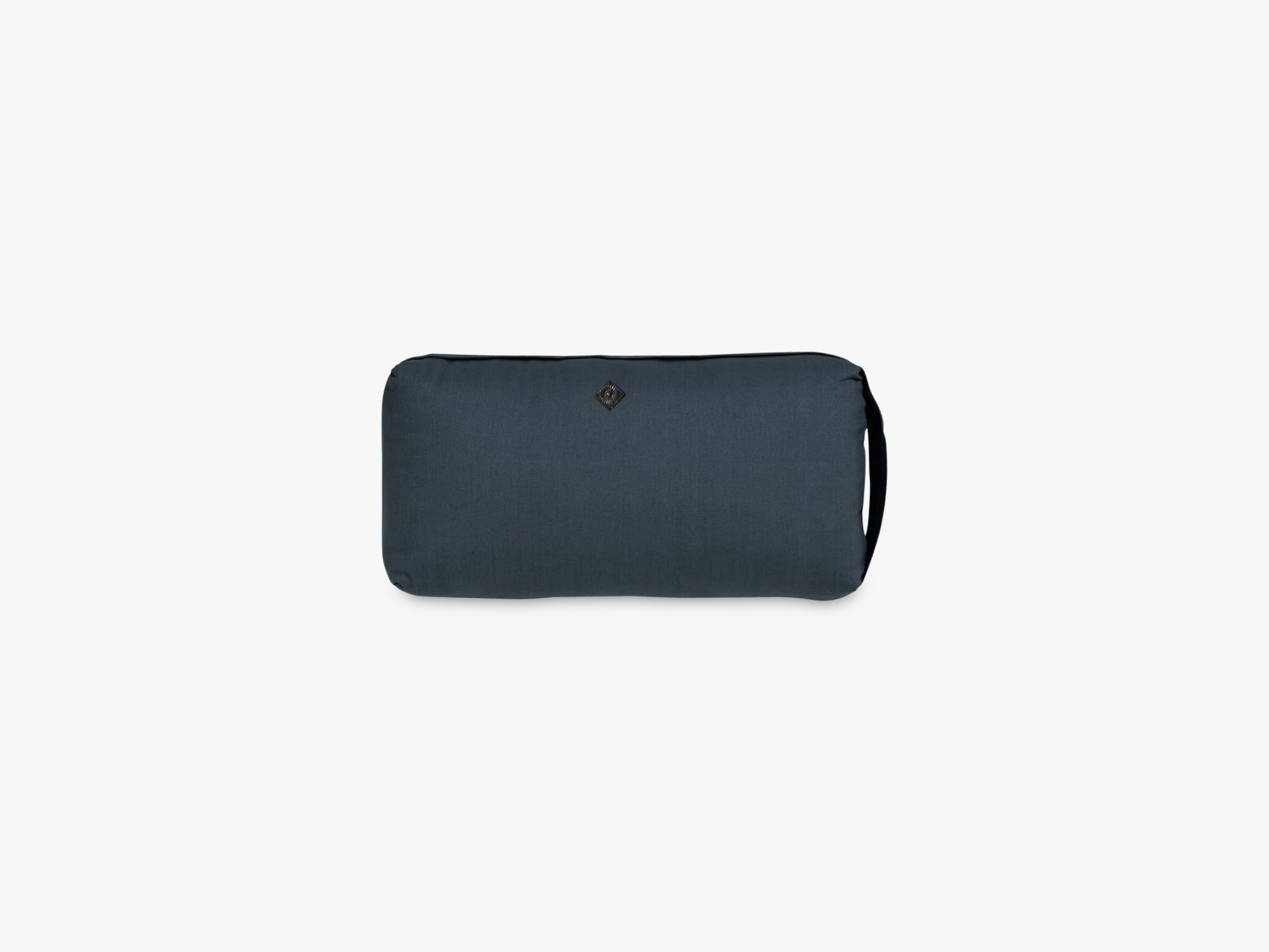 YOGA meditation bolster, dark blue fra Nordal