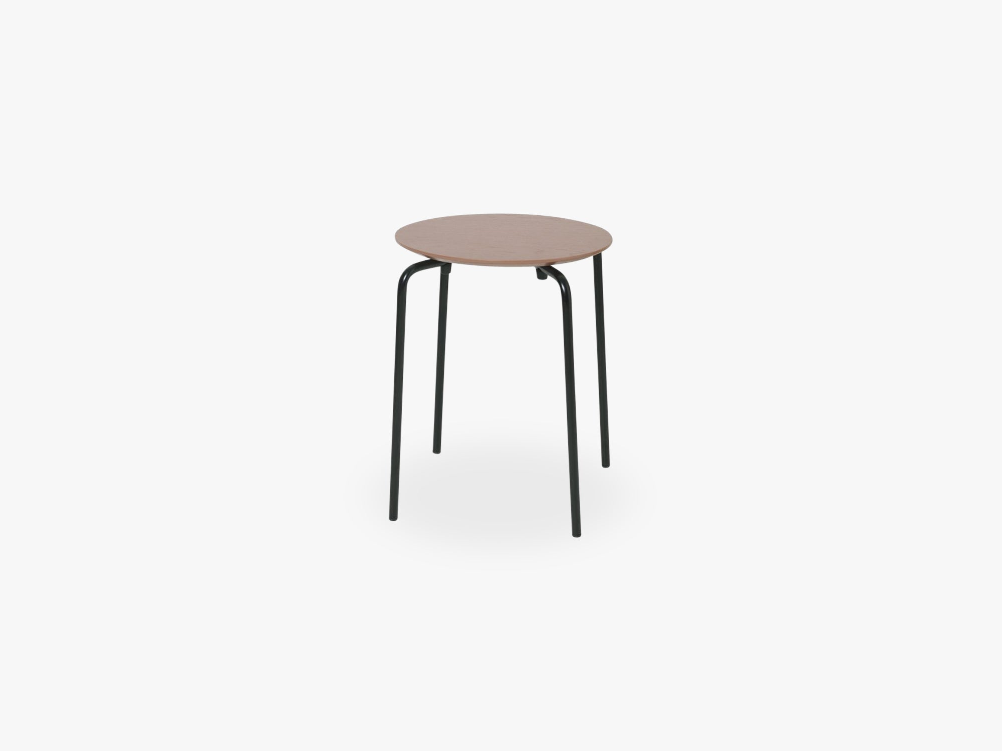 Herman Stool, Dark Rose fra Ferm Living