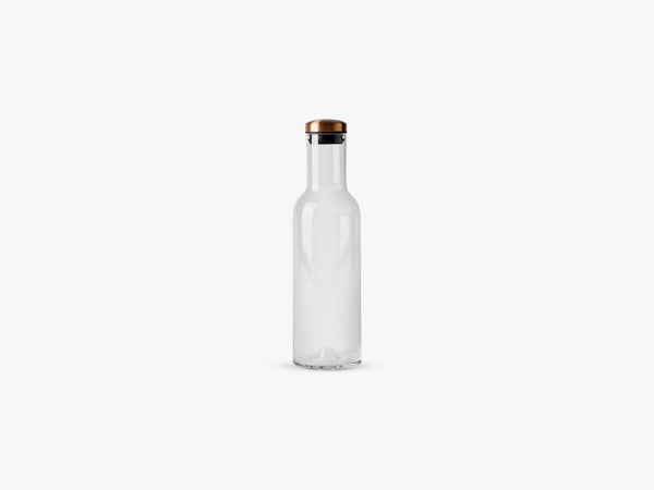 Bottle Carafe, 1 L, w Brass Lid fra Menu