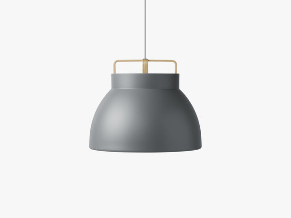 Voyage Pendant M3, Ø58 Dark Grey/Oak fra MILLION
