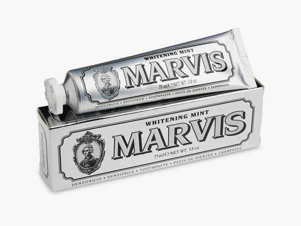 Marvis 75 ml, Whitening Mint fra MARVIS