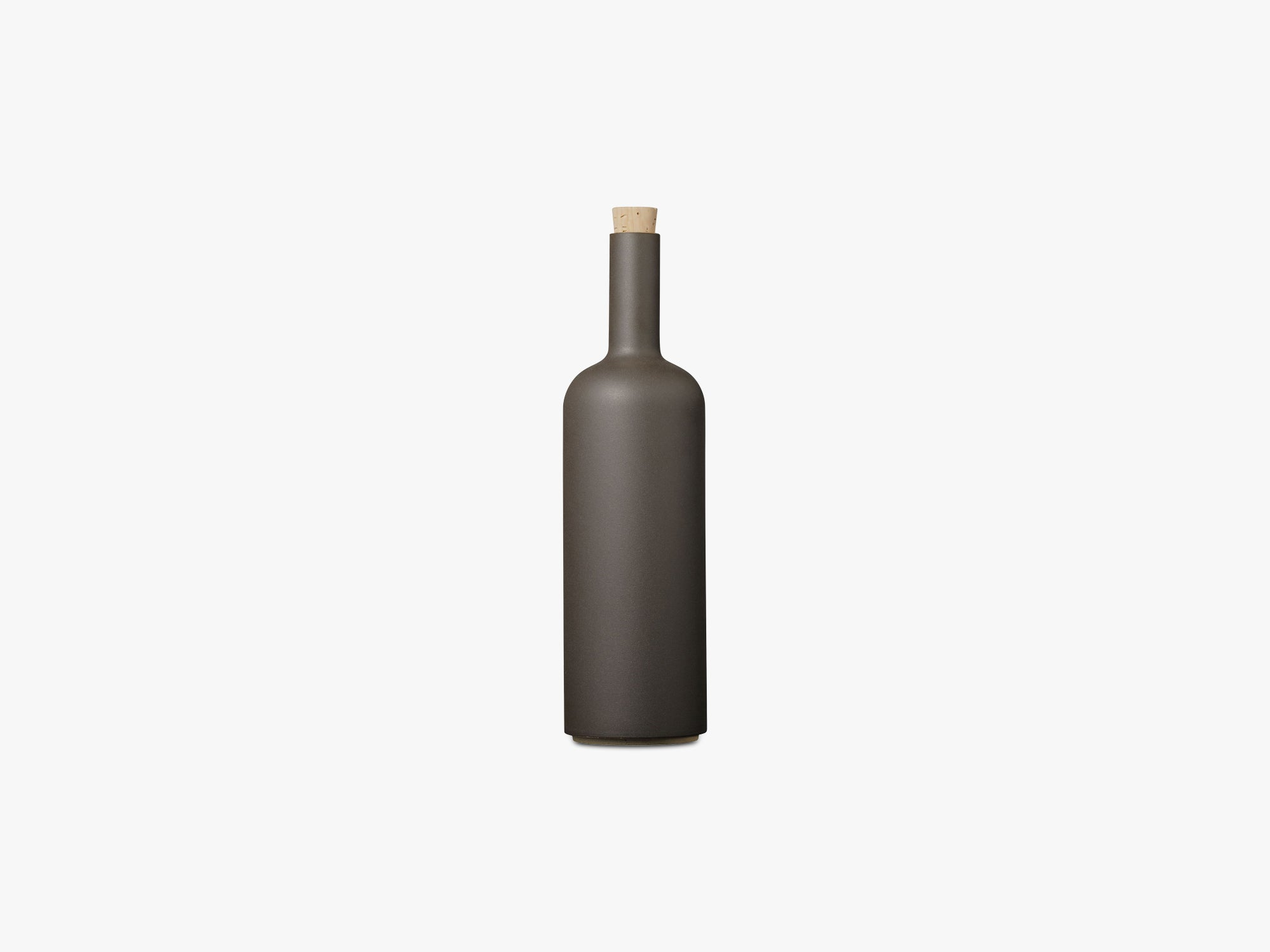 Bottle, Black fra Hasami Porcelain