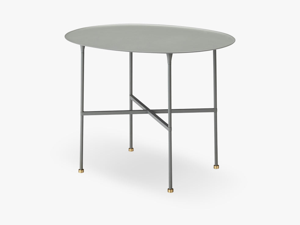 Brut Table, Slate Grey fra SKAGERAK