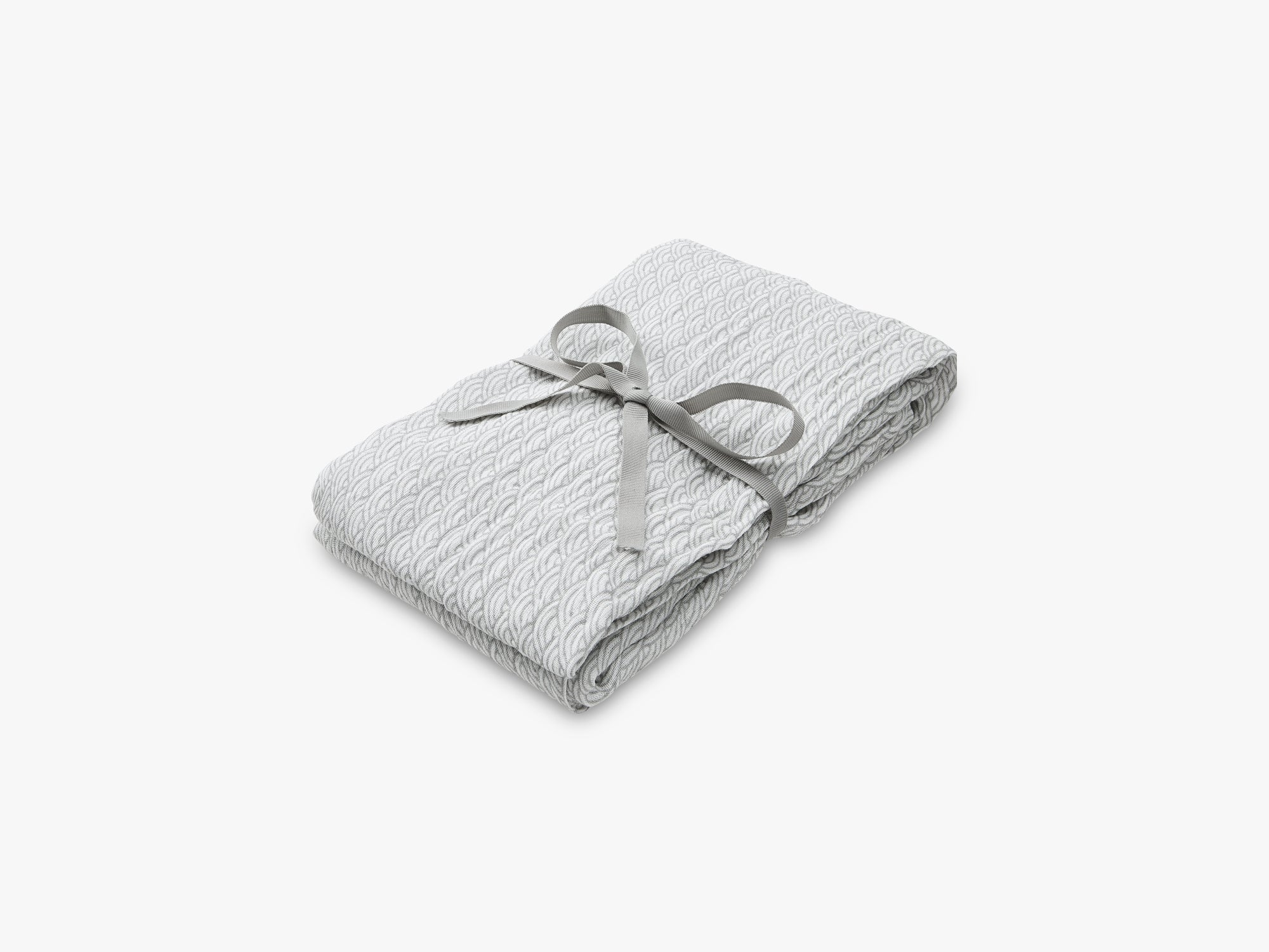 Swaddle Muslin, Grey Wave Medium fra Cam Cam Copenhagen