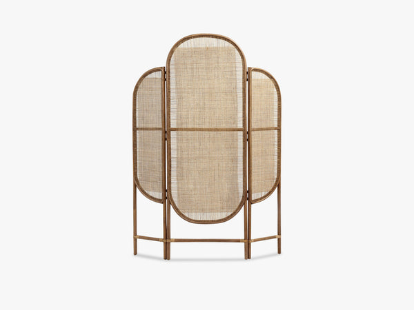 Divider, rattan/weaving, natural colour fra Nordal