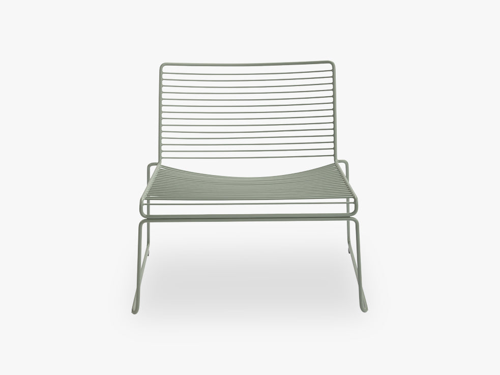 HEE Lounge Chair, Fall Green fra HAY