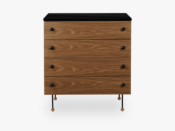 Grossmann 62 Dresser 4 drawer fra GUBI