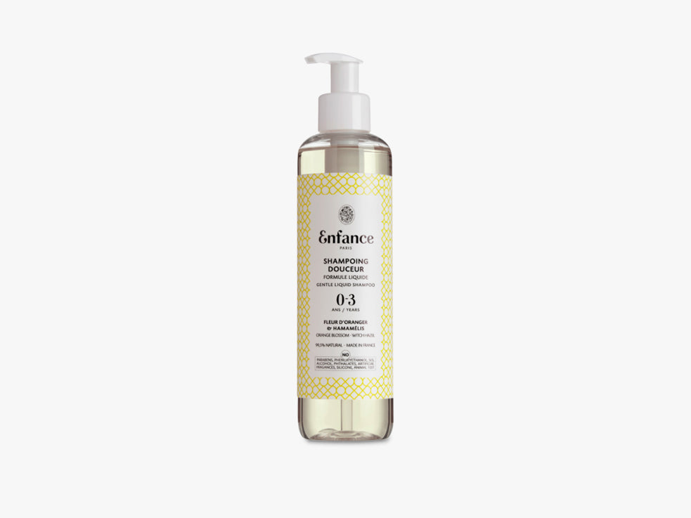 Gentle Shampoo 0-3 Years fra Enfance