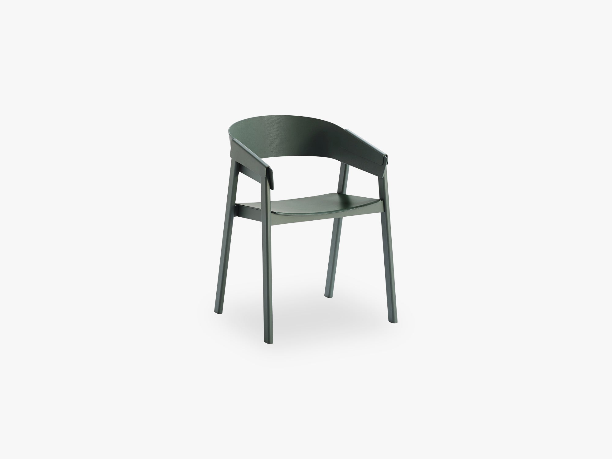 Cover Chair, Green fra Muuto