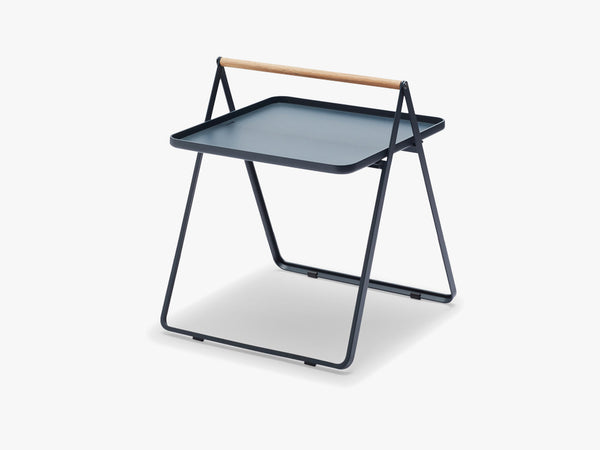 By Your Side Tray Table, Dark blue fra SKAGERAK