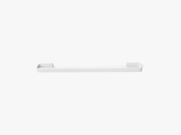 Towel Bar - Wall, White fra Menu