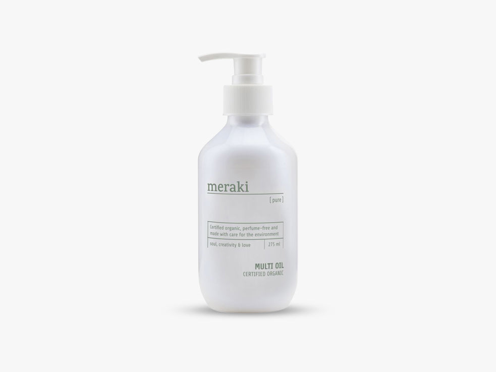 Multi Olie - Pure, 275 ml fra Meraki